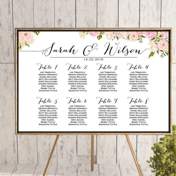 ... 8 Best Wedding Seating Charts Images On Pinterest Seating Chart    Classroom Seating Chart Template Free ...  Free Wedding Seating Chart Templates