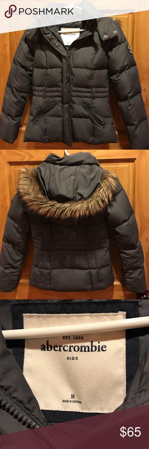 Abercrombie & Fitch kids winter jacket, like new! Abercrombie & Fitch kids winter jacket, like new!  Barely worn!! abercrombie kids Jackets & Coats