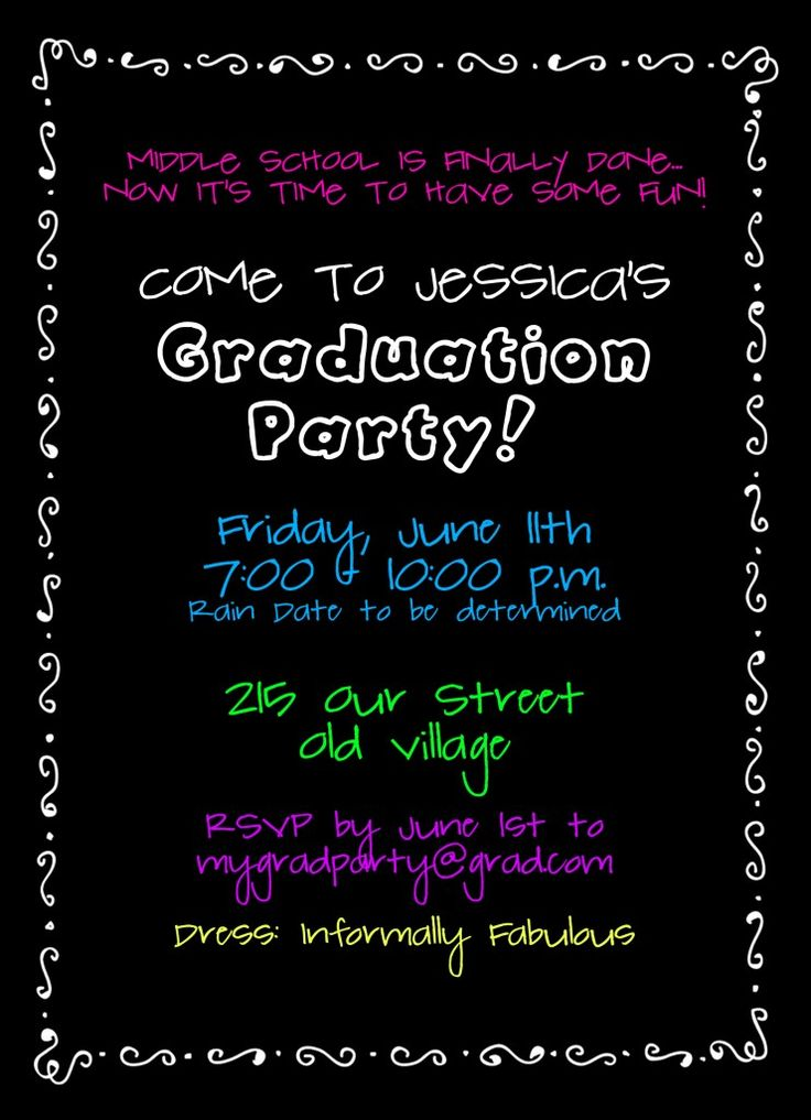 73 best 8th Grade Graduation images – 8th Grade Graduation Invitations