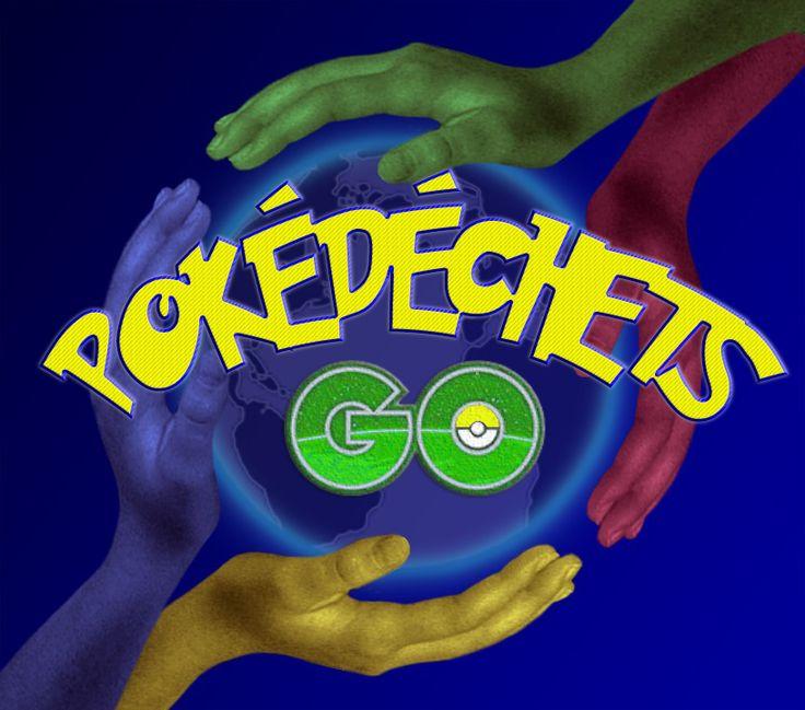 En Suisse, des jeunes lancent Pokédéchets Go proposant à tout le monde de partir à la chasse aux ordures plutôt que de jouer à Pokémon Go