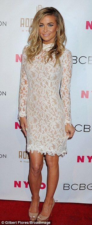cute lace dress  heels.