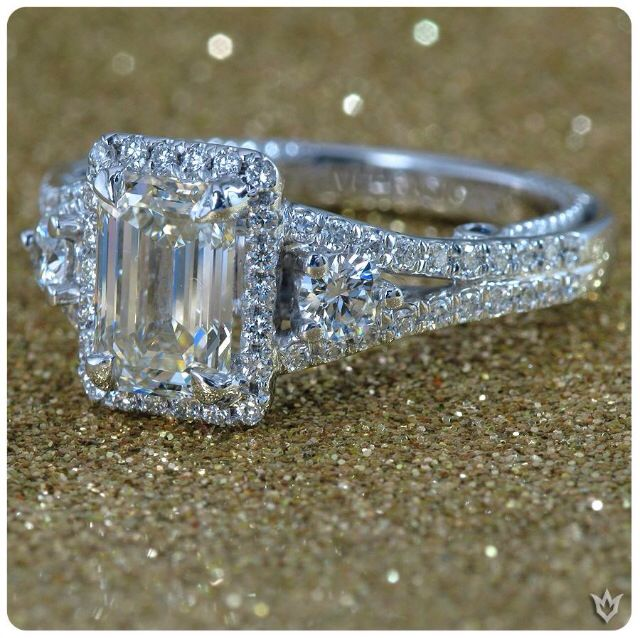 Verragio engagement ring #wedding. Good thing I don't even have a boyfriend