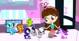 Littlest Pet Shop Show Site | The Hub TV Network | Hubworld can also be found on YouTube.