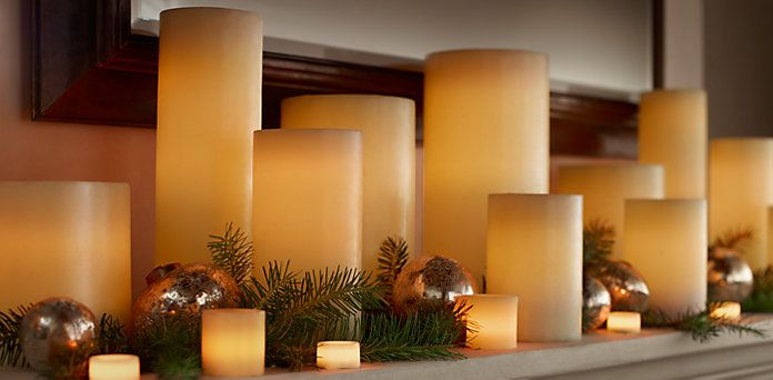 1000 Images About Restoration Hardware On Pinterest Flameless Candles Pillar Candles And Wax
