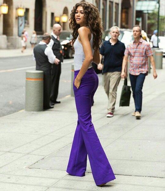 25 Best Ideas About Zendaya Street Style On Pinterest
