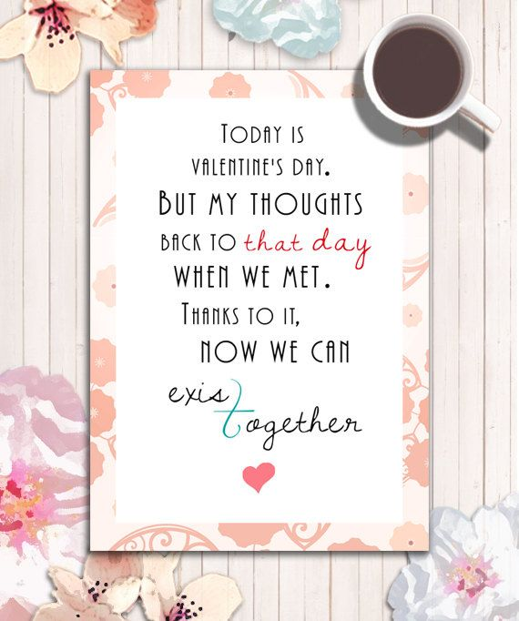 Valentines day card cards for him valentines day I by UraniaStore