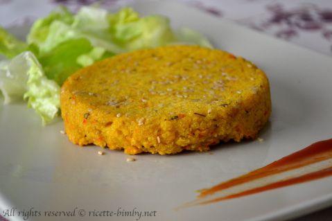 linzen-quinoa hamburger thermomix
