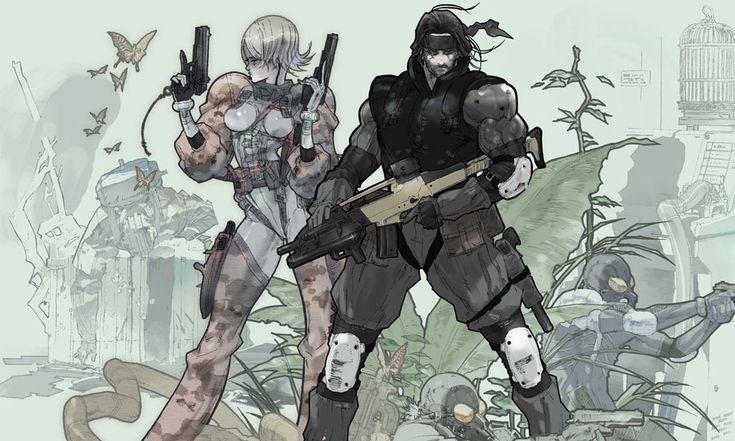 Metal Gear Acid Screen on http://www.majestichorn.com/2012/03/metal-gear-acid-screen/