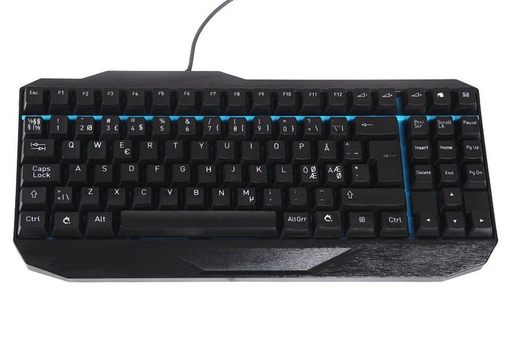 Tastatur »Profi Schreibkraft MK1 USB«