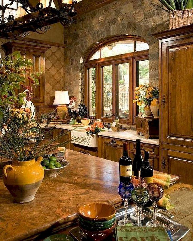 Best Italian Kitchen Design: 70 Best Modern Farmhouse Kitchen Cabinets Ideas
