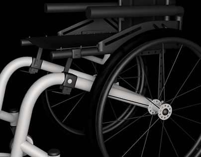 """Check out new work on my @Behance portfolio: """"Cadeira de Rodas Manual"""" http://be.net/gallery/43210919/Cadeira-de-Rodas-Manual"""