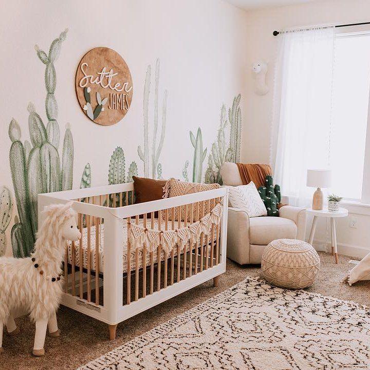 """ShopPinkBlush auf Instagram: """"Baby Sutter hat unser TRAUMzimmer! ✨🌵 Siehe Original"""