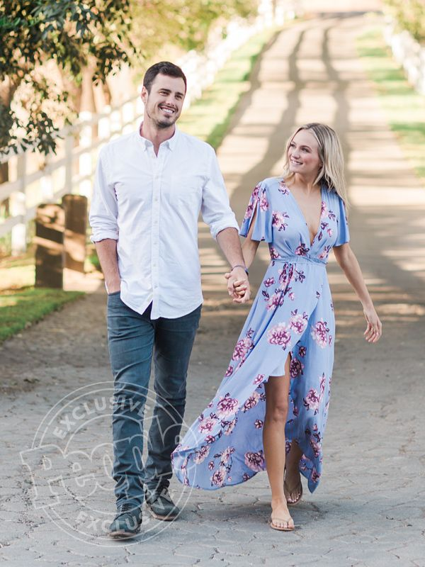 Bachelor Ben Higgins and Lauren Bushnell: See Their Adorable Engagement  Photos! - Best 10+ Summer Photo Outfits Ideas On Pinterest Family Photo