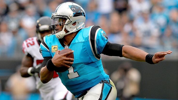 Cam Newton, Panthers get off to running start in life without Kelvin Benjamin