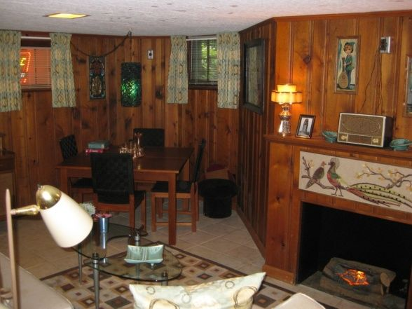 Retro basement ideas mid century retro rumpus room aka for Retro basement ideas
