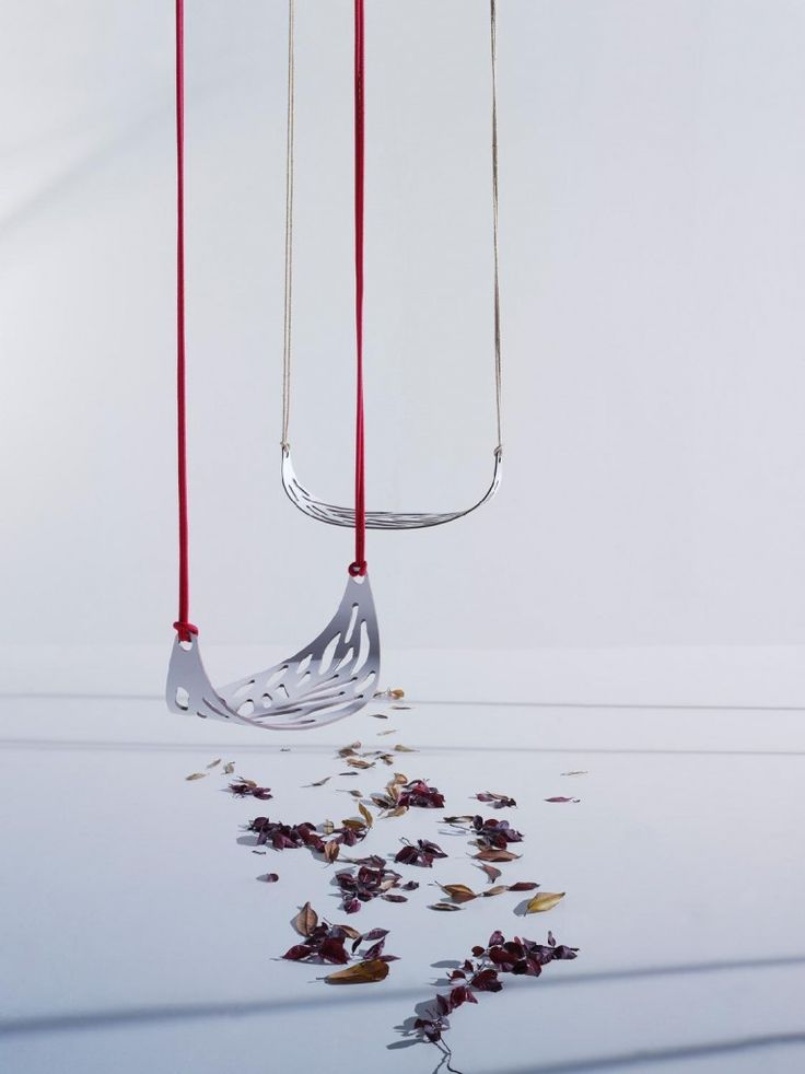 leaf swing - for adults ;-p