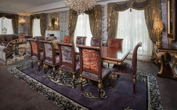 Formal And Traditional Custom Designed Rugs