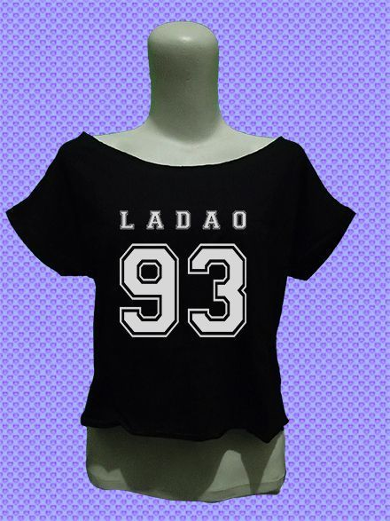 midnight red anthony ladao 93 crop top tee shirt womens women fashion outfit #Unbranded #CropTop #Casual