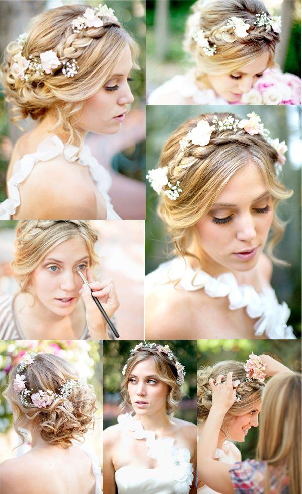 Haare und Schönheit