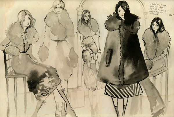 Marc Jacobs on Behance