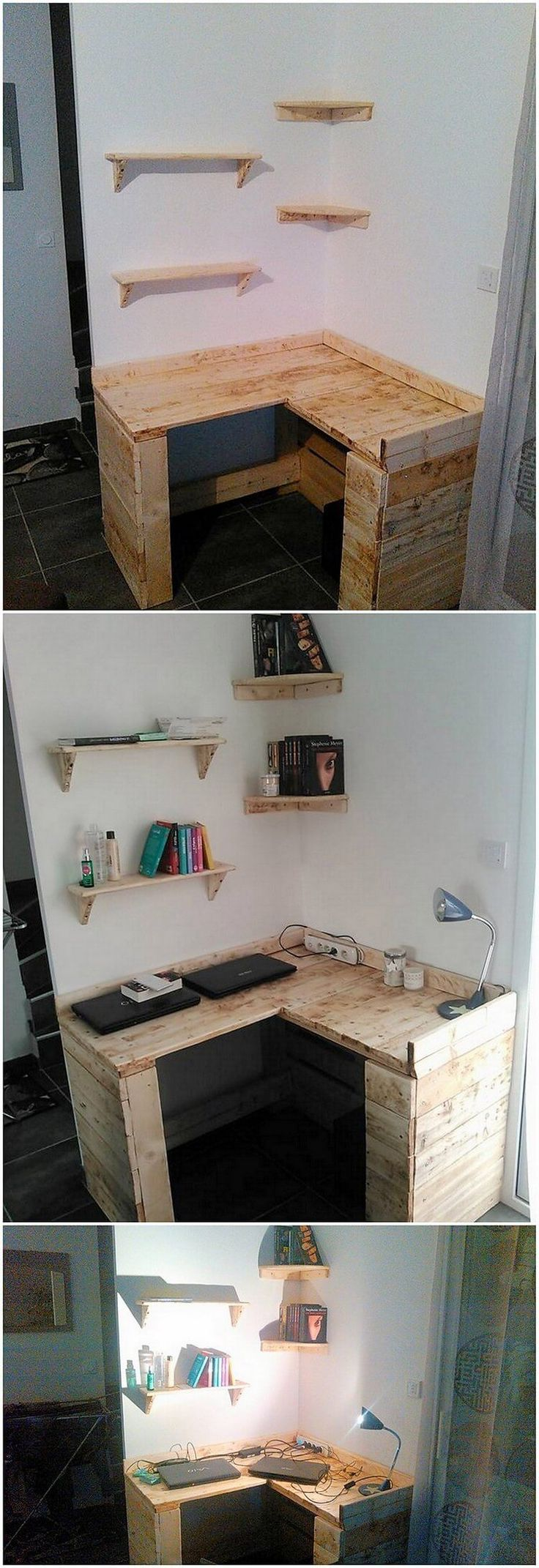 The 25+ best Study tables ideas on Pinterest | Study table designs ...