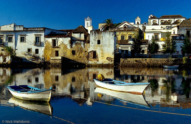 Tavira, Portugal. This was the place that we liked the most on our trip. Truly amazing, beautiful and peaceful.