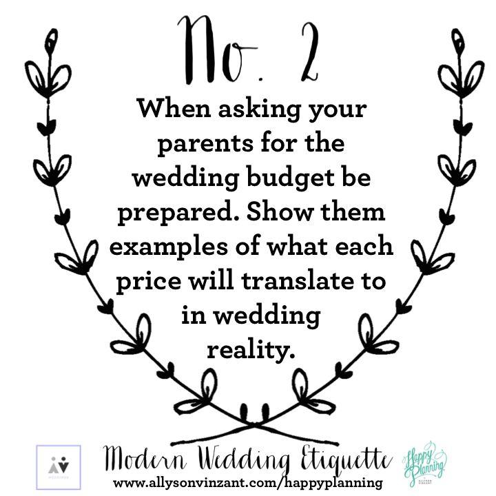 ... Weddings Blog on Pinterest Wedding happy, Wedding etiquette and All