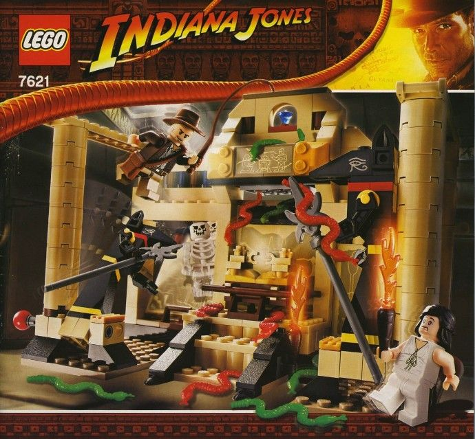 Lego: Indiana Jones and the lost Tomb 2008
