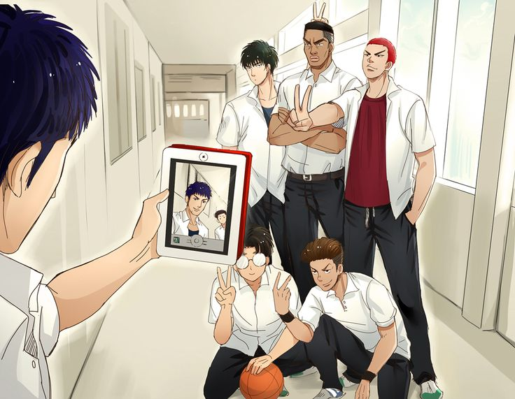 Slam Dunk - 【SD】log