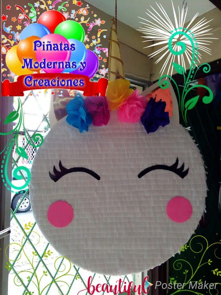 Unicornio Piñata En 2019 Piñata De Unicornio Decoracion