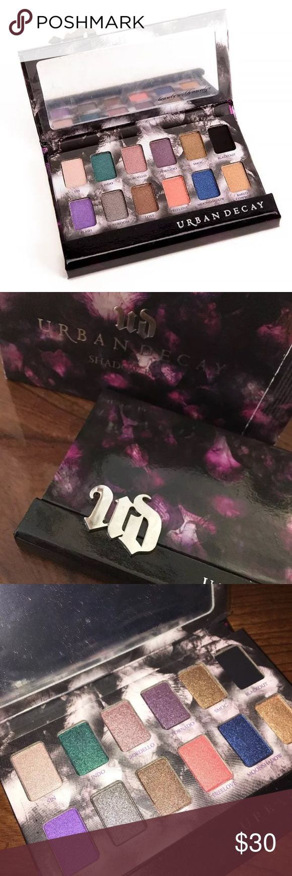 Urban Decay ShadowBox AUTHENTIC NEW WITH BOX URBAN DECAY SHADOW BOX PALETTE Urban Decay Makeup Eyeshadow