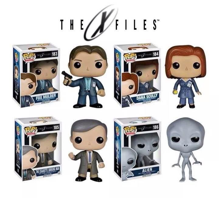 The Truth is out about The X-Files POP Vinyls http://popvinyl.net/news/new-x-files-funko-pop-vinyls/  #popvinyl