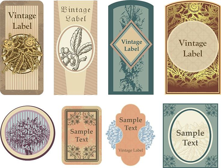 vintage-vector-floral-labels