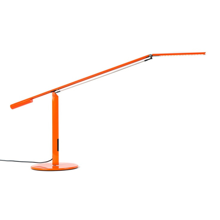 Equo Cool Desk Lamp Orange