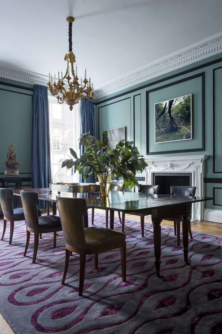 25 Rooms That Will Convince You Of The Power Of Purple Purple