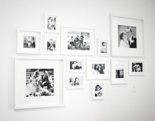 Multi Frame Wall Art best 25+ collage picture frames ideas only on pinterest | wall