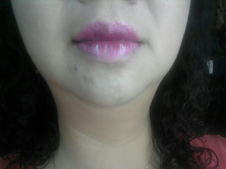 Revlon moisture stain lipcolor in india intrique moxed with revlon super lustrous 450