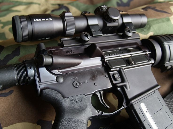 AR-15 scope mounts, PEPR, Leupold VX-R Patrol, Primary Arms