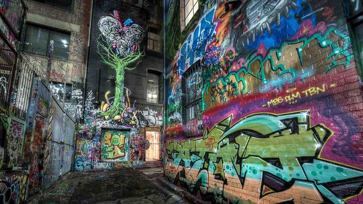 Is Graffiti Art or Vandalism | www.sledge.co.uk