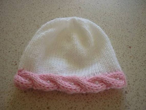 Free Hat Knitting Patterns Uk : Best images about knitted baby items on pinterest