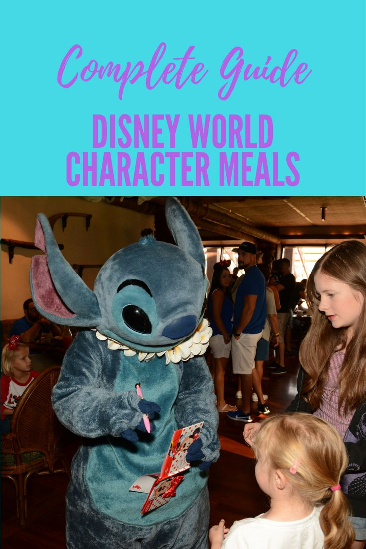 Disney World Character Meals a complete guide to the fantastic character meals available at Walt Disney World. Including exclusive video footage. Find out where you can find all your available characters and have a great meal whilst at Disney World.