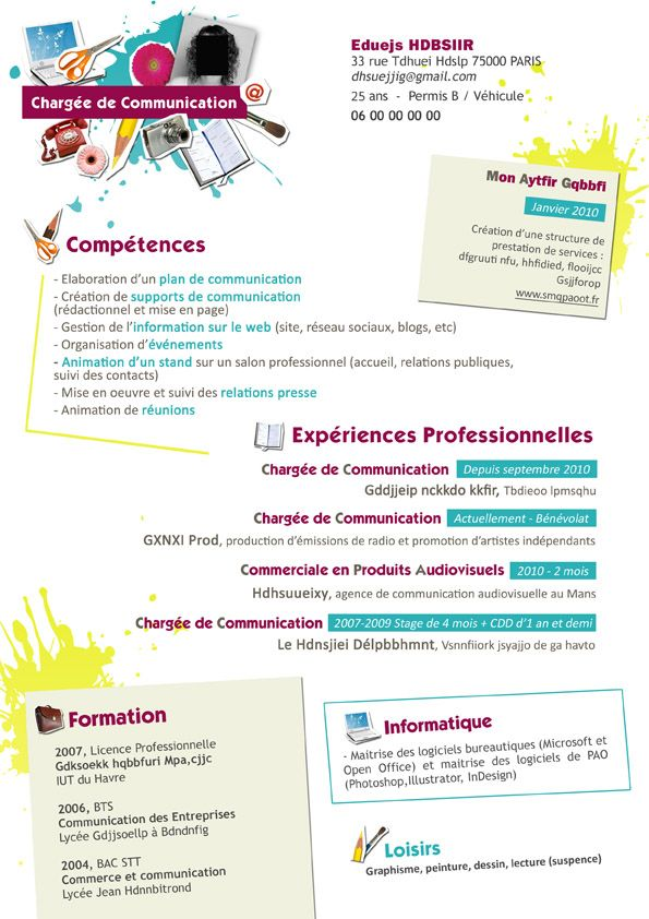 11 best cv images on pinterest