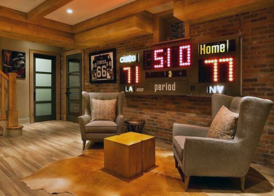 53 Awesome Basement Ideas 2020 Inspiration Guide Man