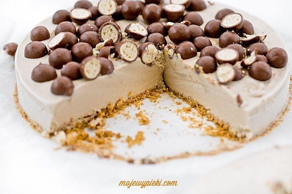 Tort lodowy Maltesers