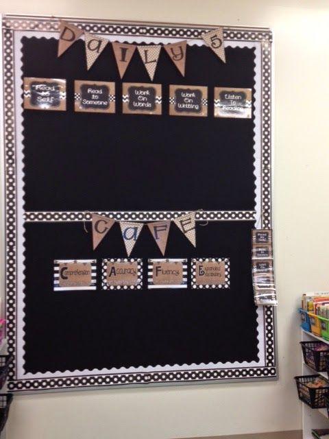 25 best ideas about cafe bulletin boards on pinterest for Black bulletin board ideas