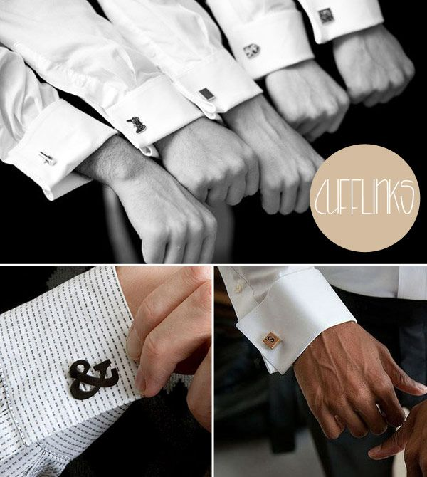 Stylish Groom Accessories for The Big Day