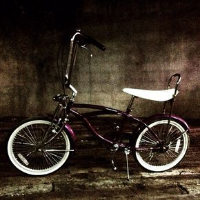 Lowrider Bicycle: Join me on Fancy! Discover amazing stuff, collect the things you love, buy it all in one place.