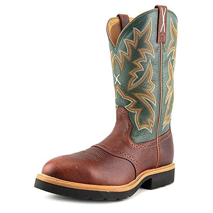 Steel toe cowboy boots portable saw horses