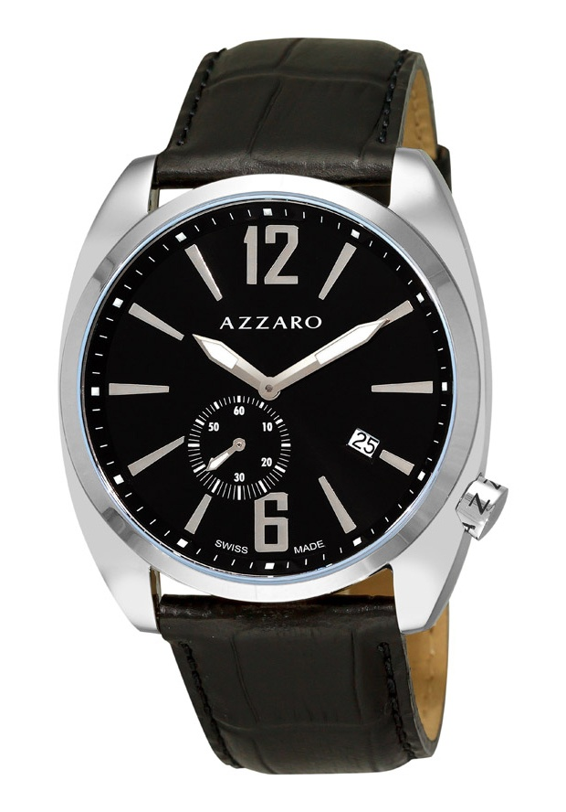 Price:$324.00 #watches Azzaro AZ1300.14BB.007, Azzaro watches are designed in the purest Swiss Watch-making tradition with a blend of charm and seduction. The watches recapture the spirit of Loris Azzaro, for whom audacity had to go hand in hand with precision.