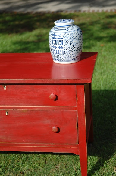 The Perfect Red Lowe 39 S Matcf Of Valspar 1011 3 Quite Red Old Furniture New Paint Pinterest